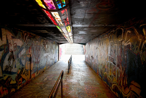 free-expression-tunnel