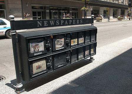 newsracks