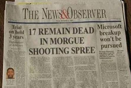 morgueheadline