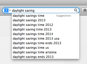 daylight-saving