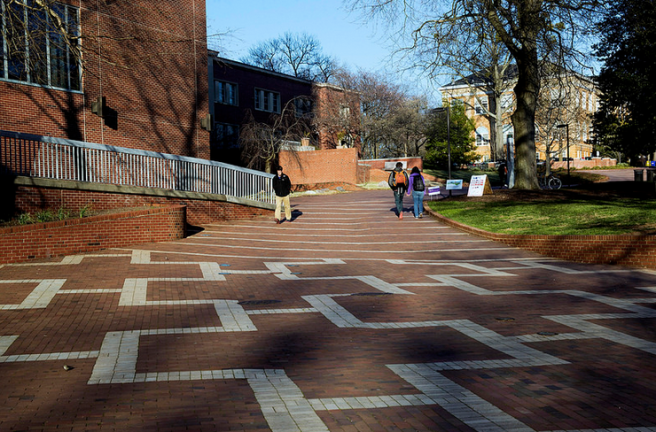 N.C. State University in Raleigh is one of the 17 campuses that make up the UNC system. (Creative Commons image)