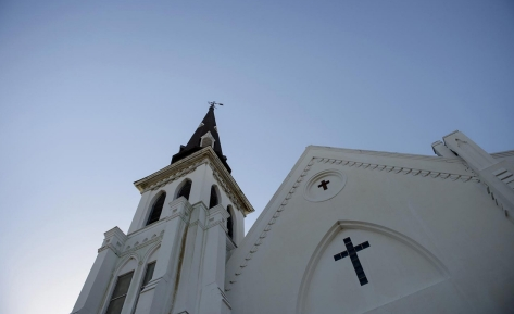 The Emanuel AME Church in Charleston, South Carolina, where nine people were killed  on June 17, 2015. (Creative Commons image)