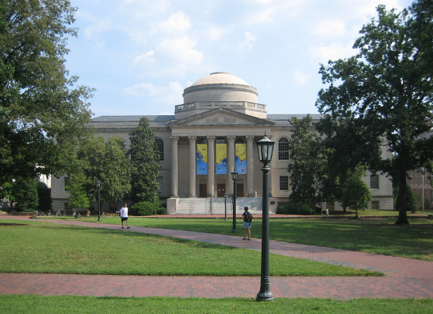UNC-Chapel Hill is one of the campuses covered by College Town, a new website affiliated with The News & Observer in Raleigh.
