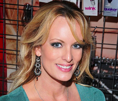 Stormy Daniels in 2015 (Creative Commons image)