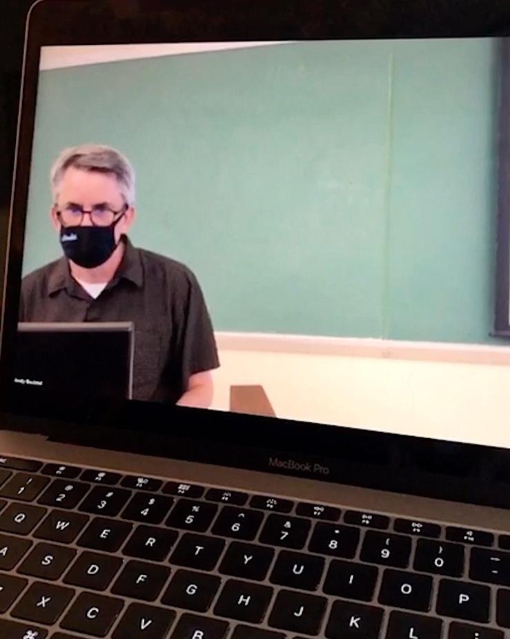 zoom-teaching